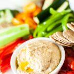 Healthy 5 Minute Hummus Recipe