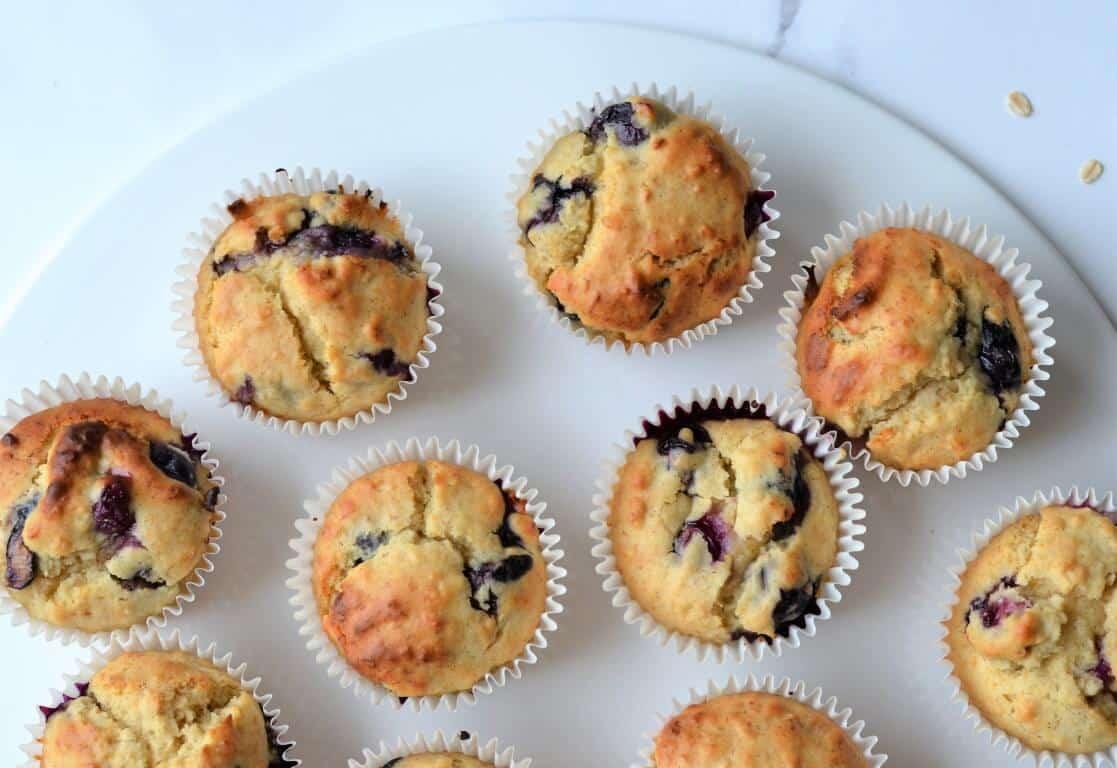 healthy-blueberry-quinoa-cupcakes