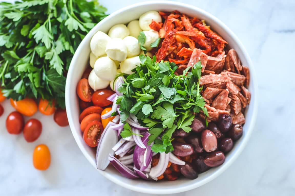 italian-pasta-salad-ingredients