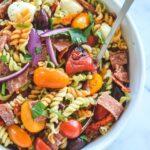 easy-italian-style-pasta-salad-with-salami