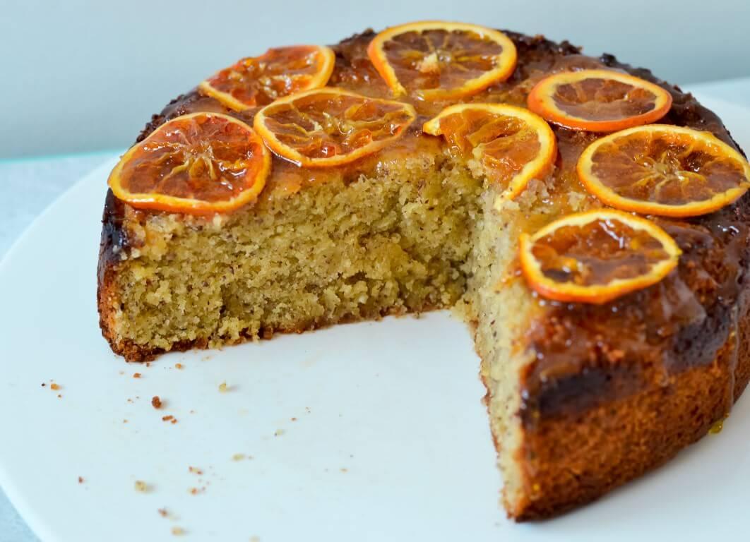 orange-and-hazelnut-meal-cake