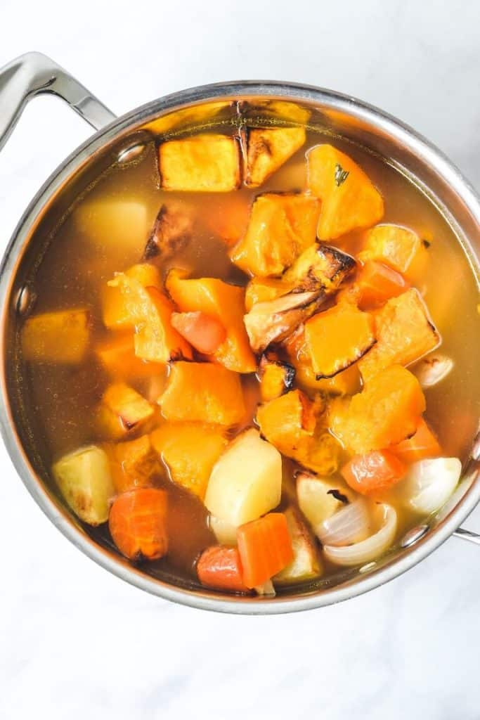 roast-pumpkin-and-vegetables-in-a-pot