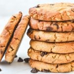 stack-of-peanut-butter-cookies-and-chocolate-chips