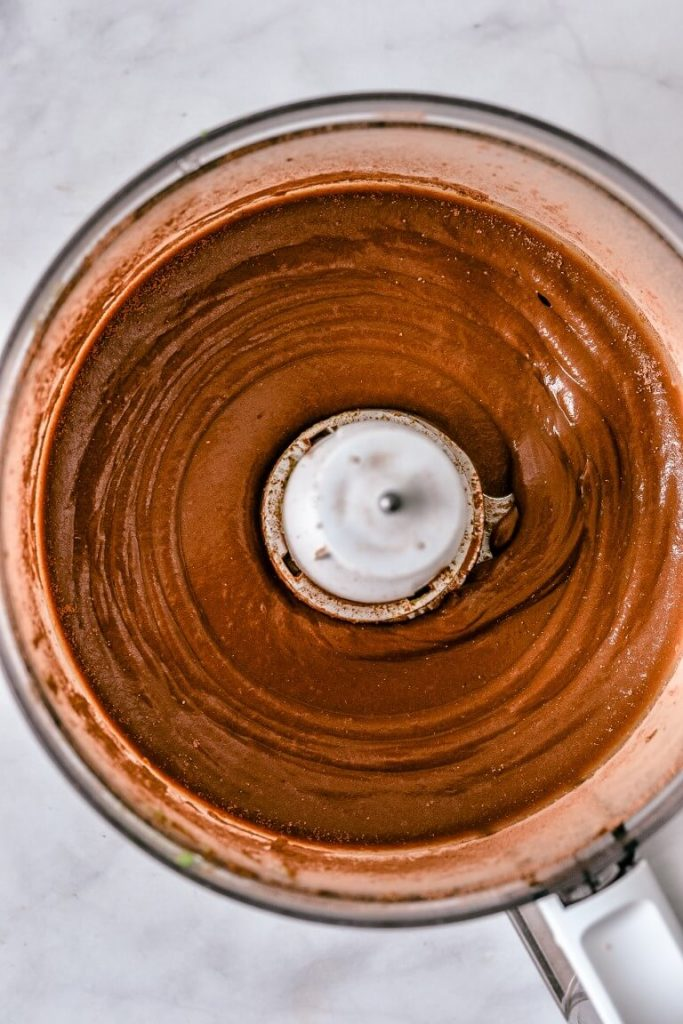 chocolate-mousse-in-food-processor