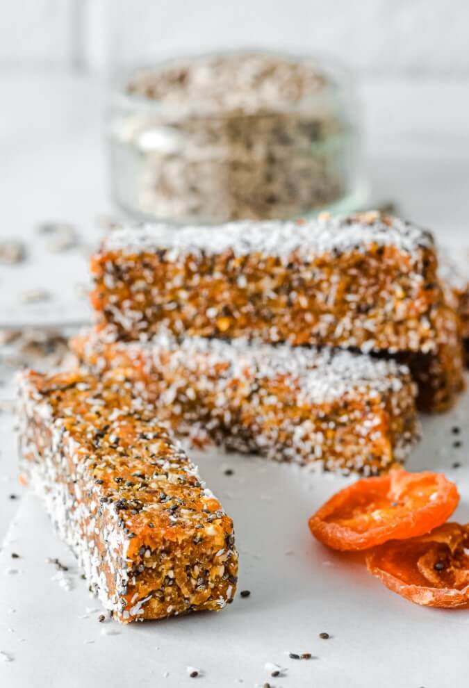 apricot-chia-bars-coated-in-coconut