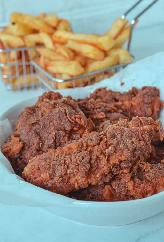 fried-chicken-with-chips-in-background