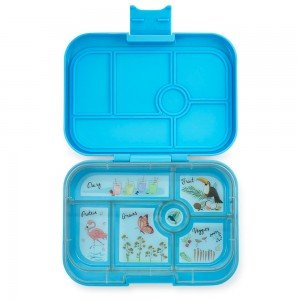 blue-yumbox-bento-lunchbox-open