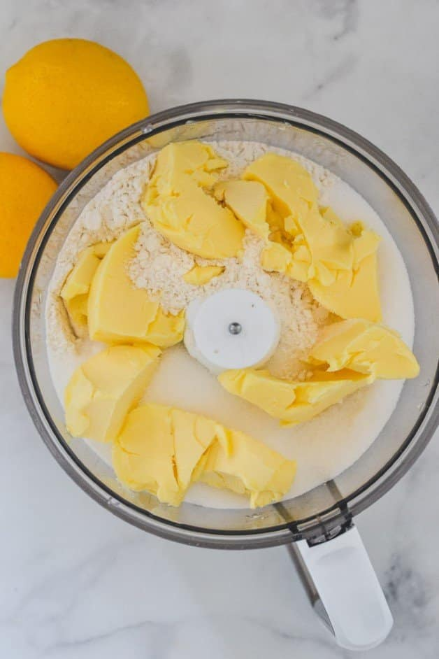 butter-and-shortbread-ingredients-in-food-processor
