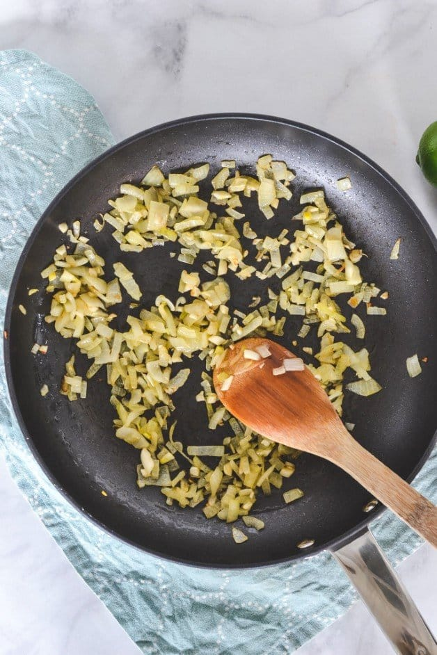 sauteed-onion-and-garlic-in-frying-pan